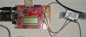 hlk-rm04-test-setup